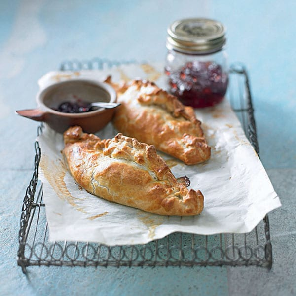 Lamb shank pasties