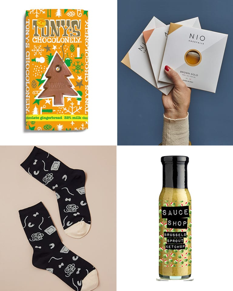 30+ foodie Christmas gifts under £20