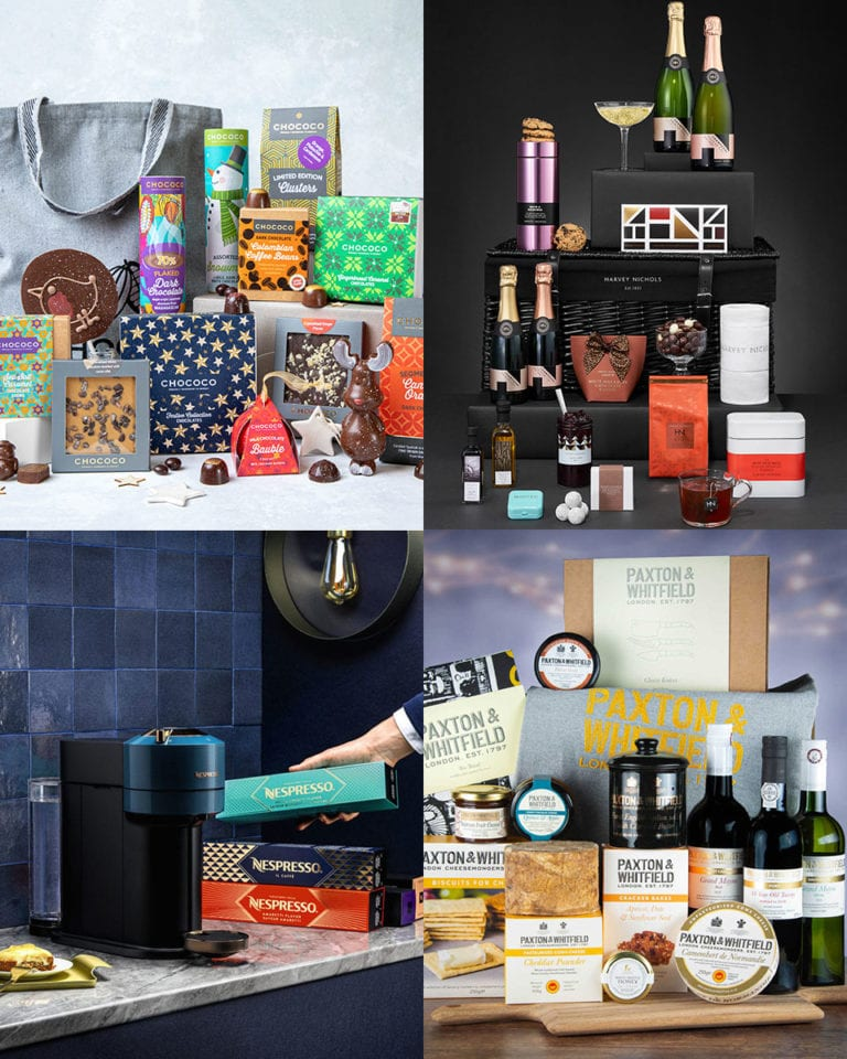 Win a luxurious Christmas hamper every day for 12 days!