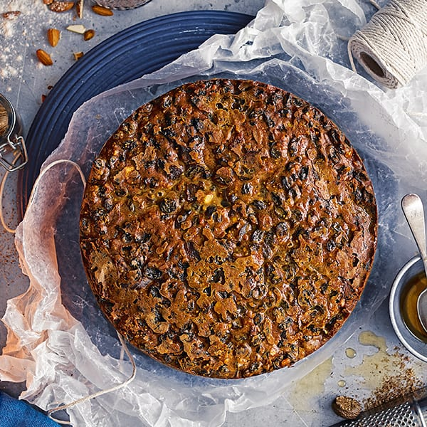 Marsala fruit cake