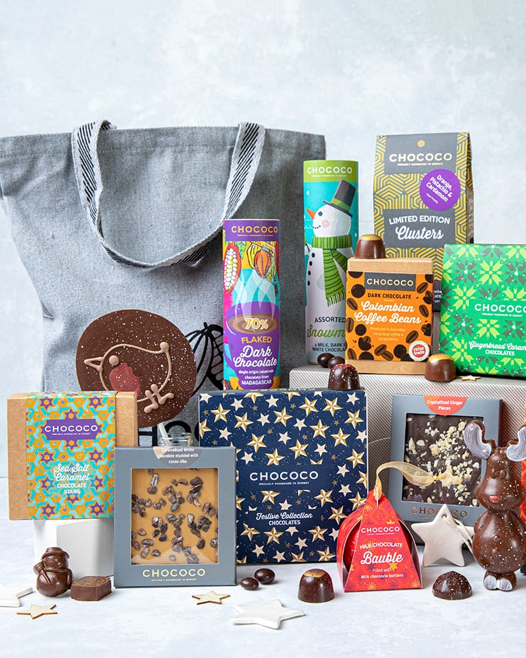 12 hampers of Christmas: WIN a giant chocolate hamper from Chococo