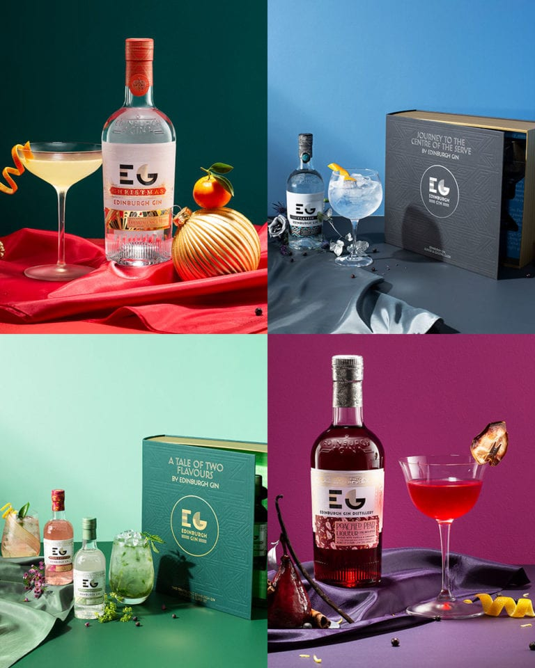 12 hampers of Christmas: WIN a bundle of Edinburgh Gin goodies