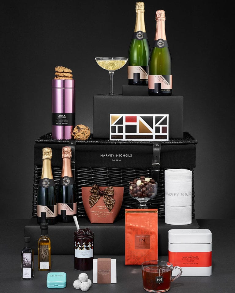 12 hampers of Christmas: WIN a Harvey Nichols hamper