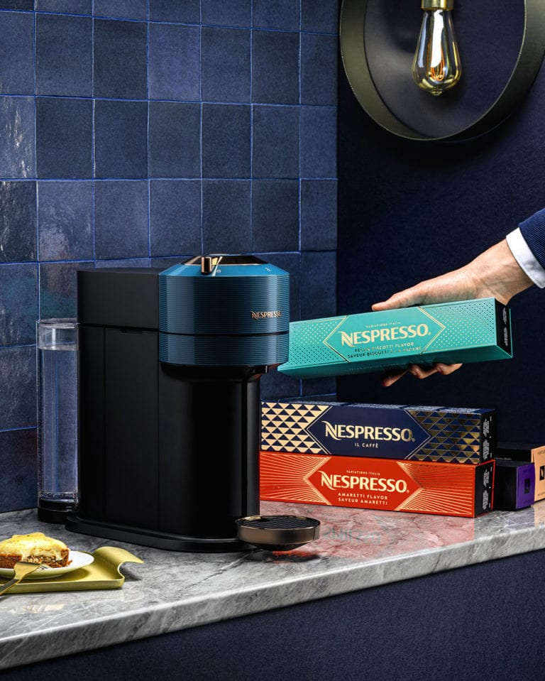 12 hampers of Christmas: WIN a Nespresso coffee machine and coffee bundle
