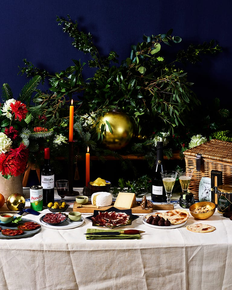 12 hampers of Christmas: WIN a Brindisa hamper