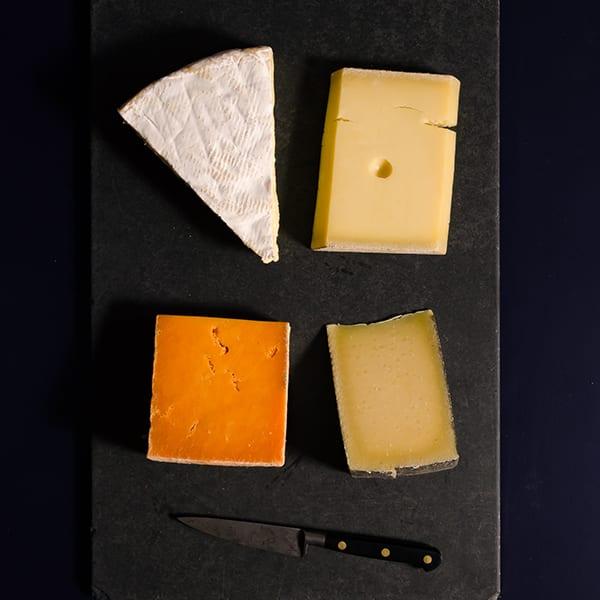 Neal's Yard Dairy cheese