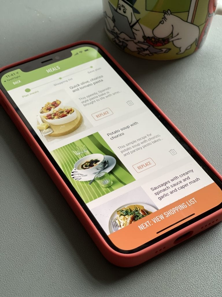 Try our Plate Planner app