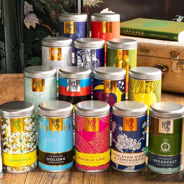 Rare tea co