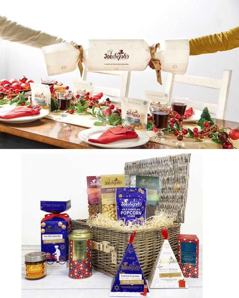 12 hampers of Christmas: WIN a bundle of Joe & Seph's popcorn goodies