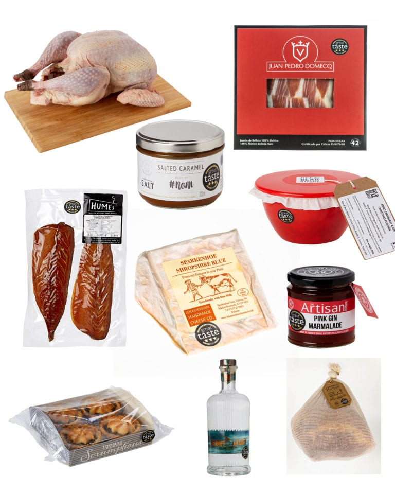 Support small businesses this Christmas with these 10 Great Taste Award-winning products