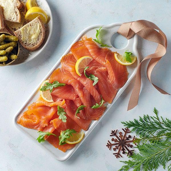 co-op smoked salmon