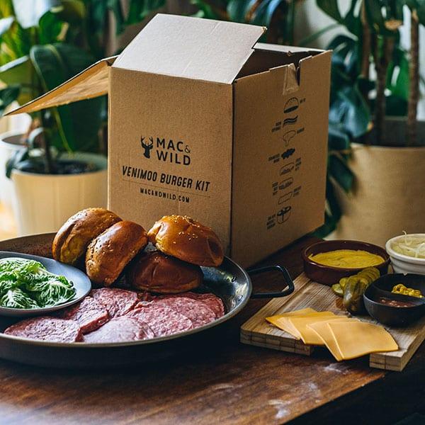 venimoo burger kit