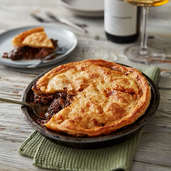 booths beef pie