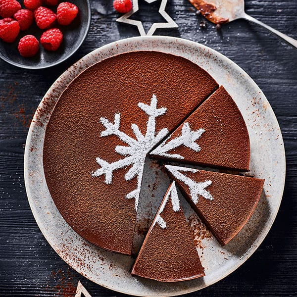 M&S chocolate torte