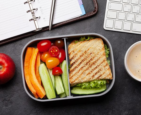 Reclaim your lunch break