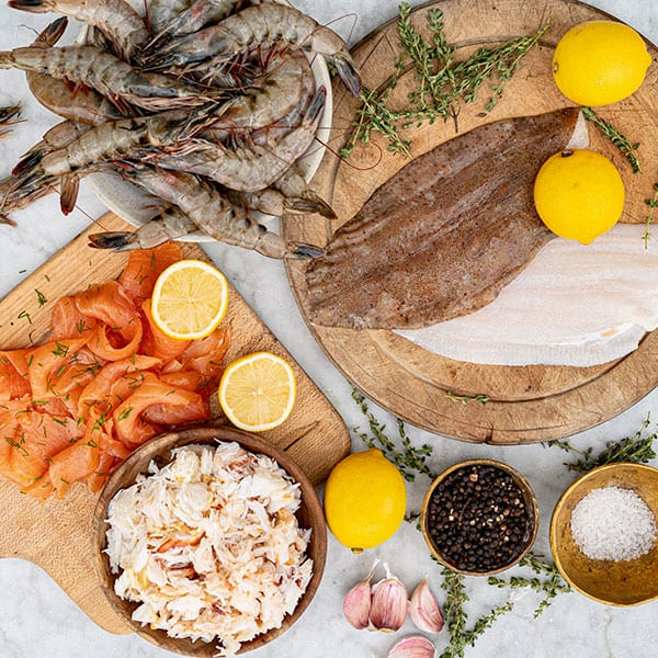 Wright's Brothers Seafood Lovers Box