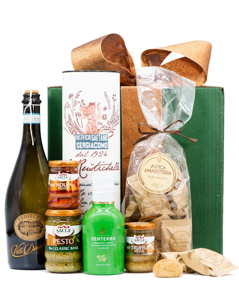 Win a Sacla' Pesto Gift Box and £200 to spend at sacla.co.uk
