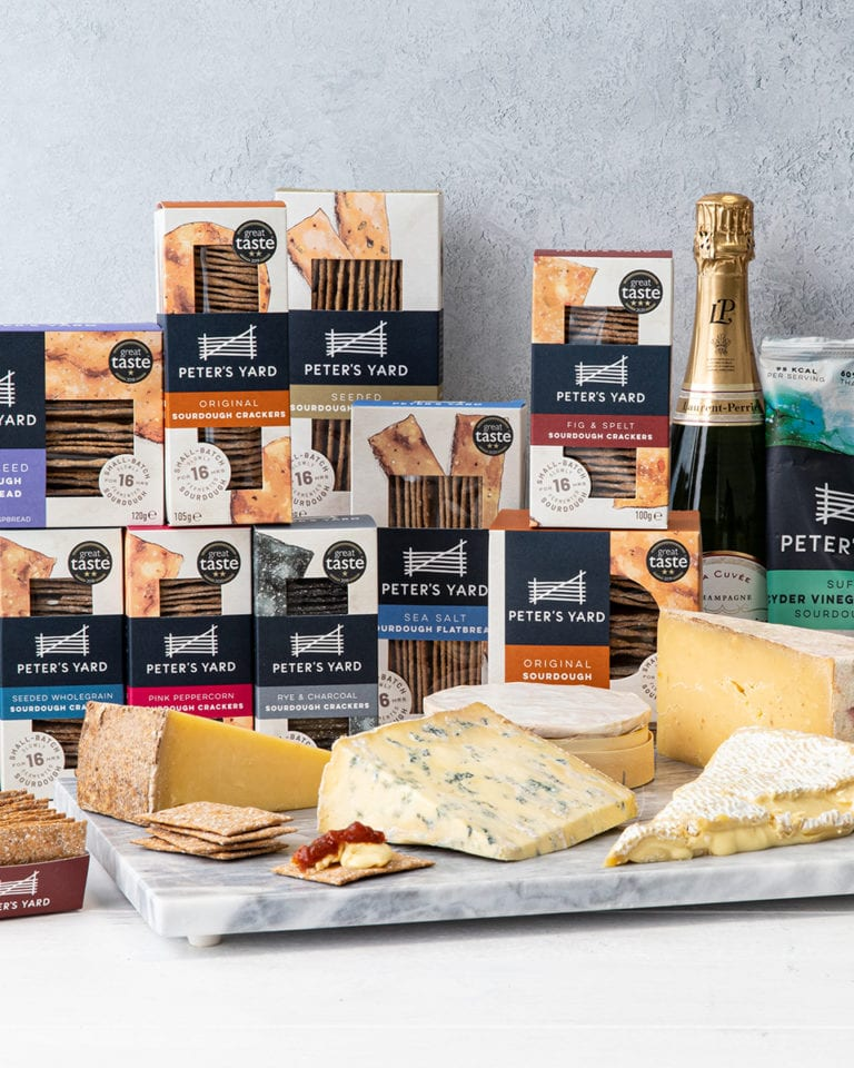 Cook it like delicious: WIN the ultimate cheese lover's hamper from Peter's Yard
