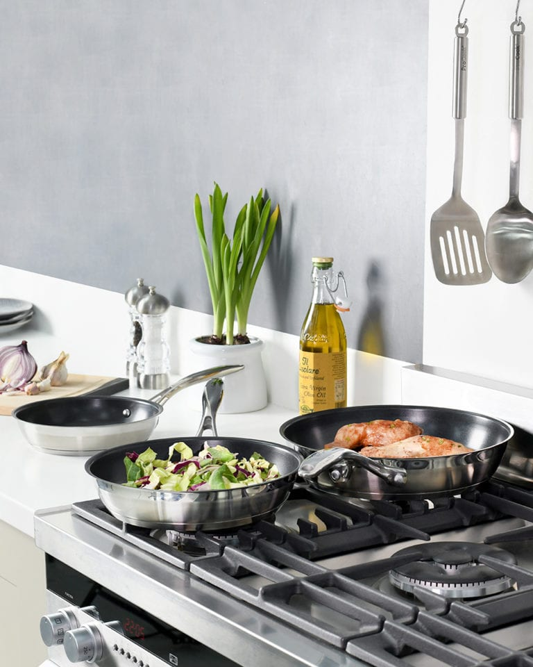 Reader Offer: Save £20 on professional quality ProCook frying pans