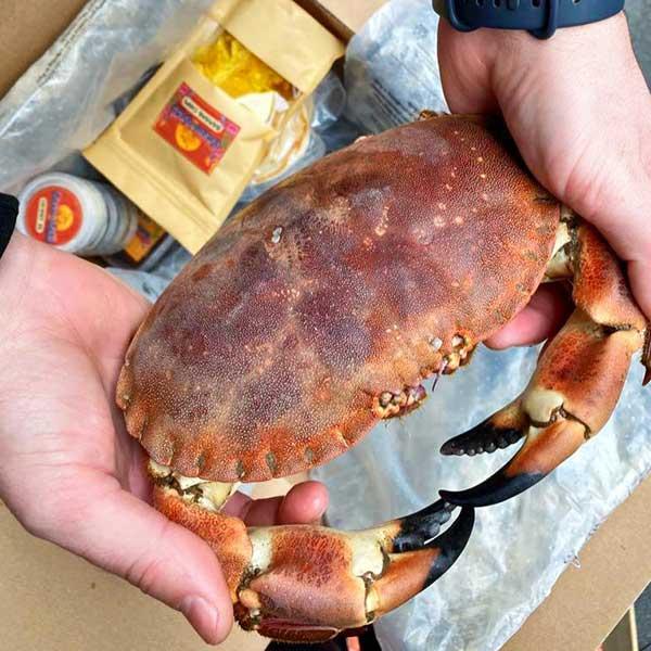 Hoppers crab kari kit