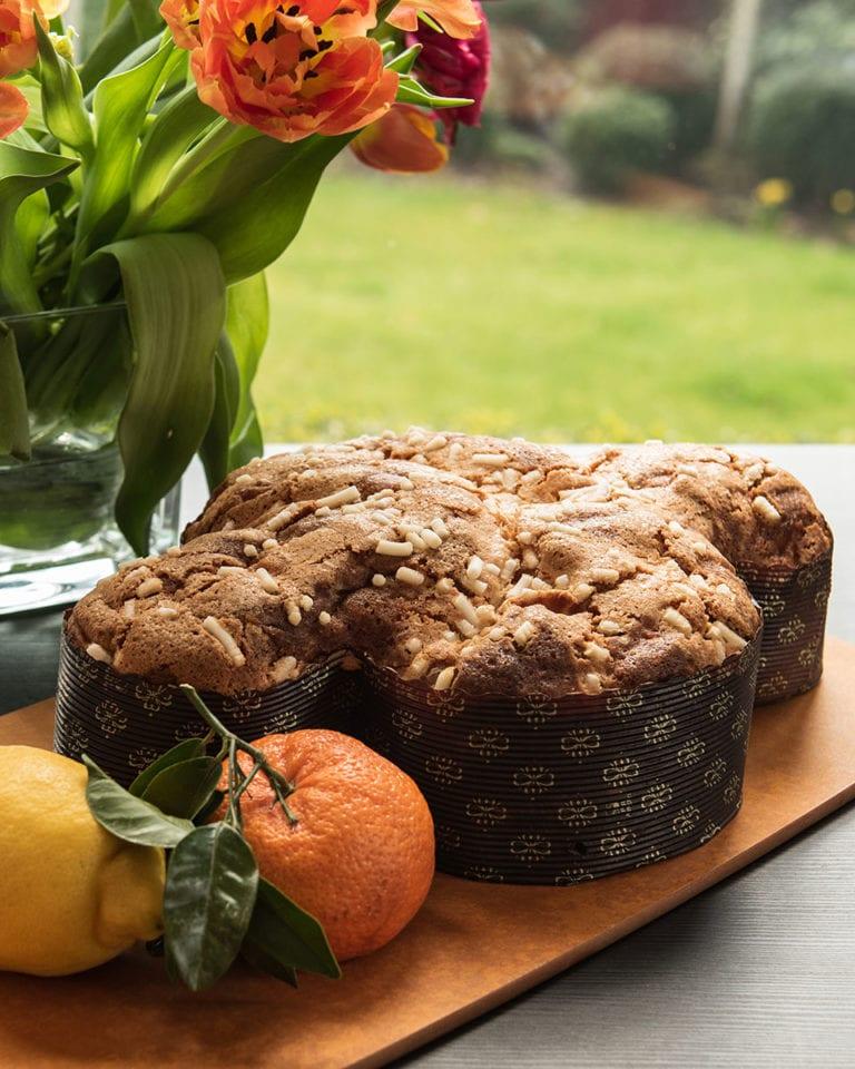 A history of the Colomba di Pasqua cake