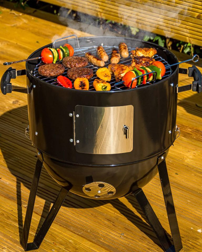 Win a Bar-Be-Quick Tandoori Smoker and Grill barbecue, plus a £150 gift card