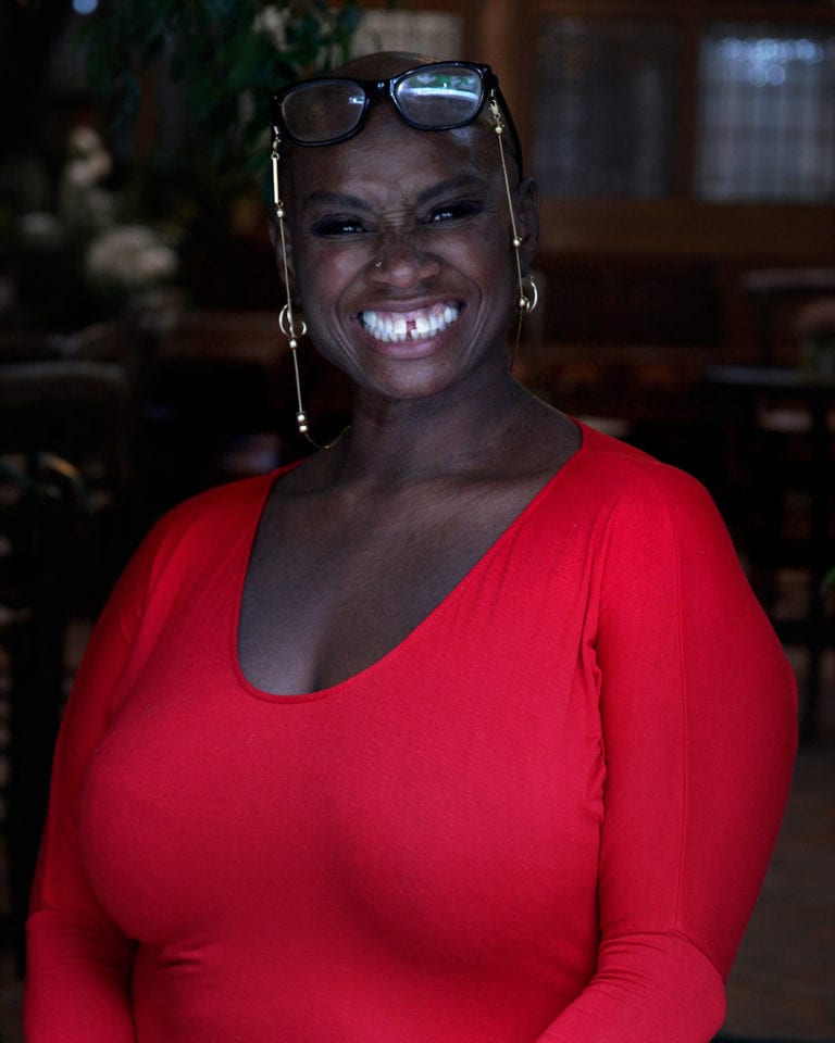 Five minutes with Andi Oliver