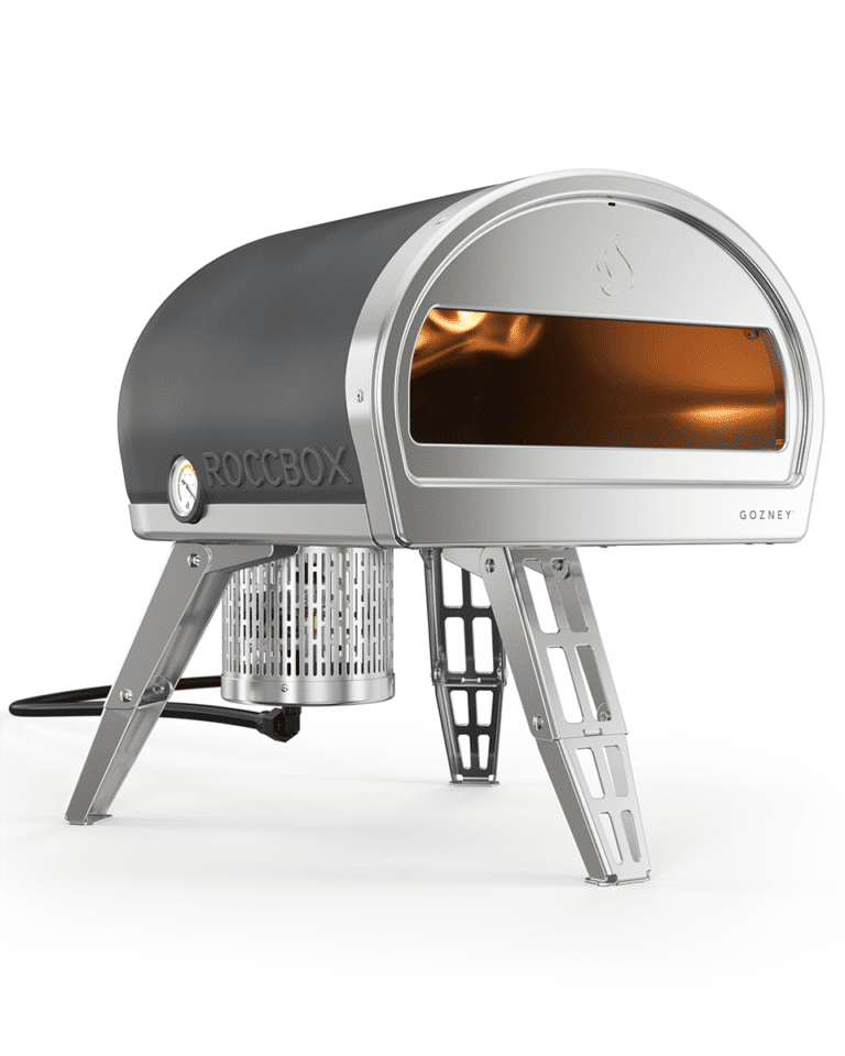 Cook it like delicious: WIN a Gozney Roccbox pizza oven and wood burner