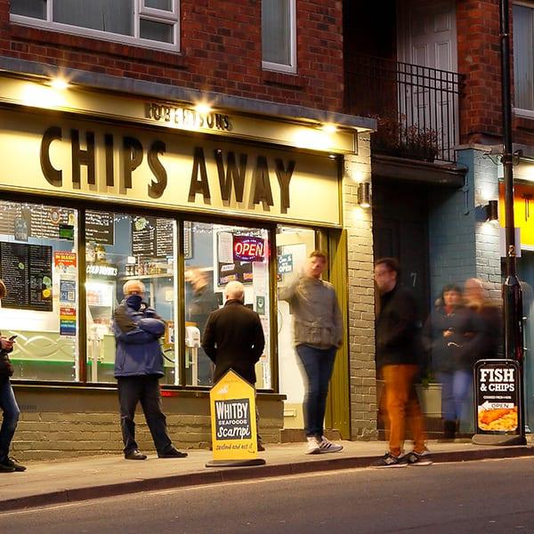 Roberton's Chips Away
