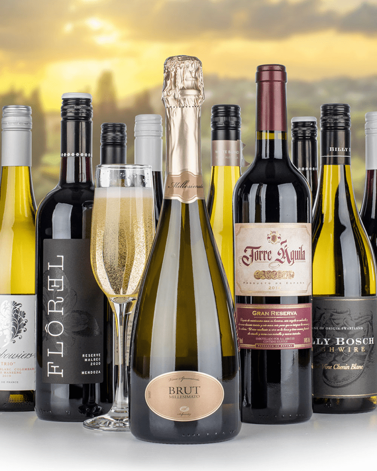 Win a case of 12 wines from Virgin Wines