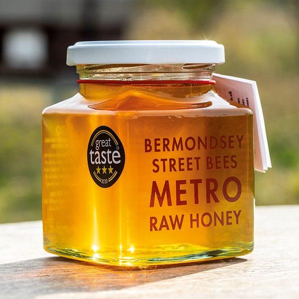 Bermondsey honey