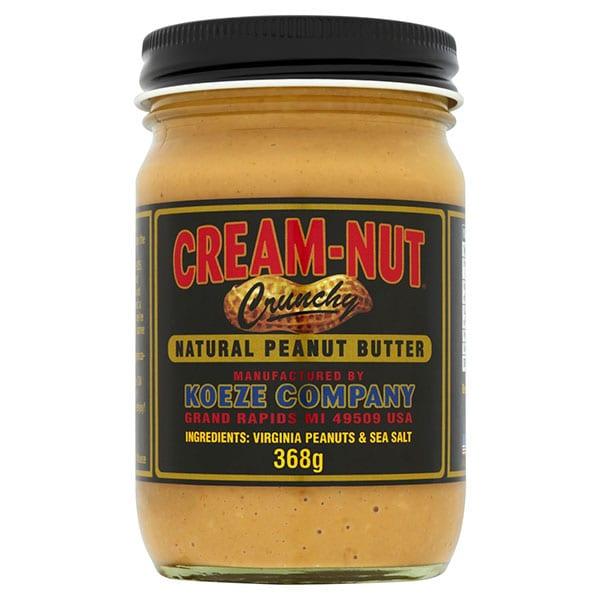 Cream nut peanut butter