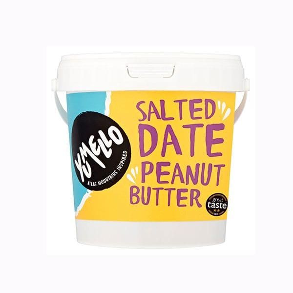 salted date peanut butter