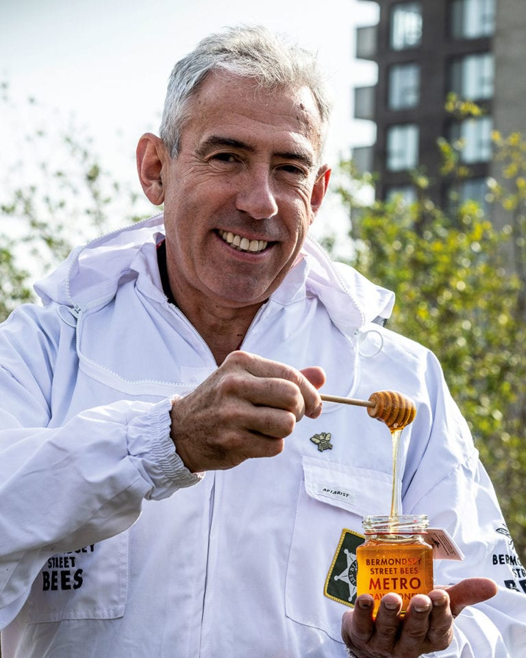 Meet the producers: Bermondsey Street Bees