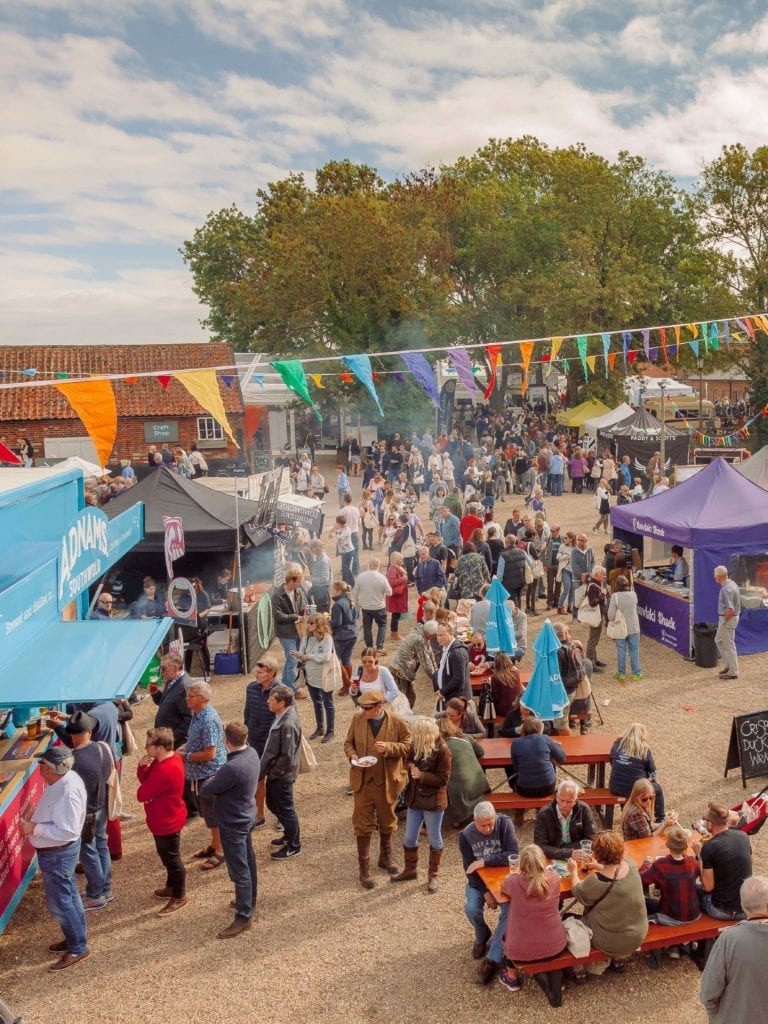 The UK food festivals happening this summer 2021
