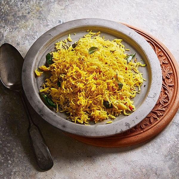 Lemon rice