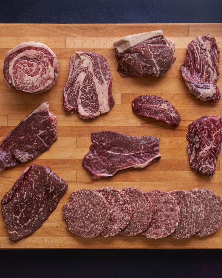 Reader Offer: Save £10 on Wagyu beef from Worstead Estate
