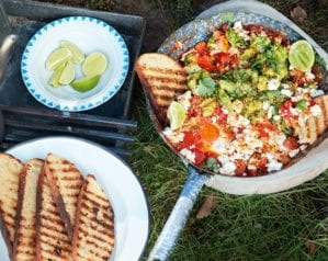Cook's camping guide: best camping recipes and tips