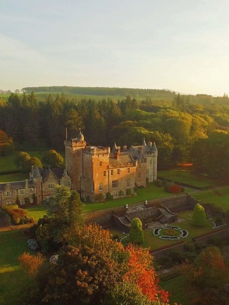 Win a five-star escape at a Scottish castle worth £1,200