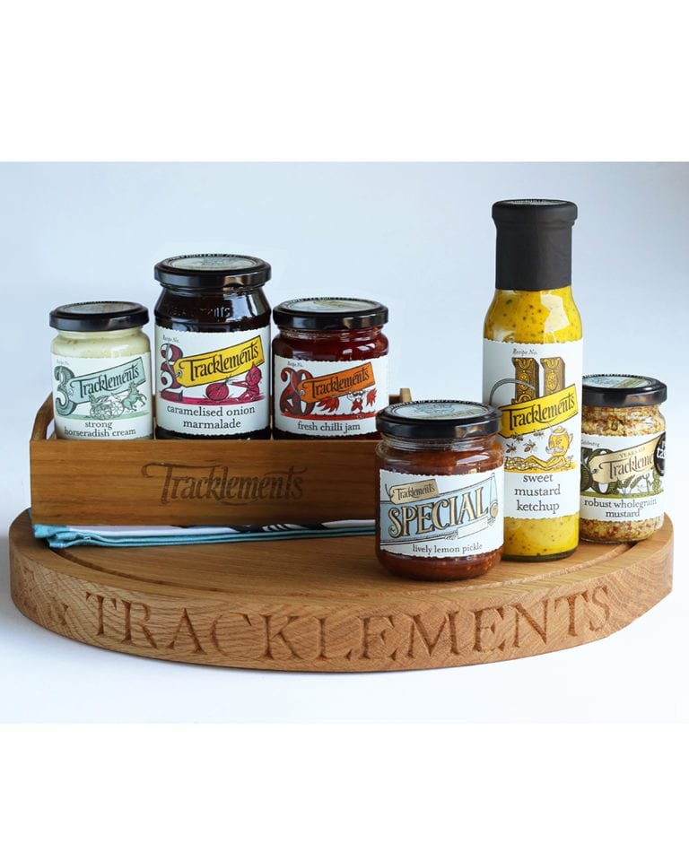 WIN one of two bundles from Tracklements, worth £250 each