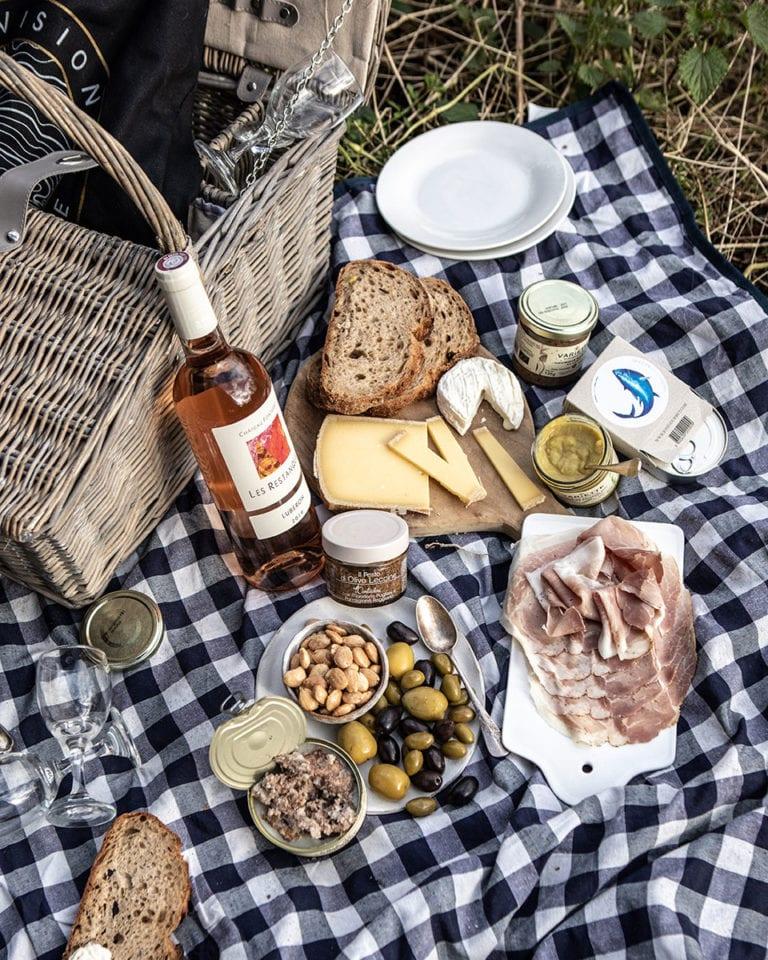 The best picnic box deliveries
