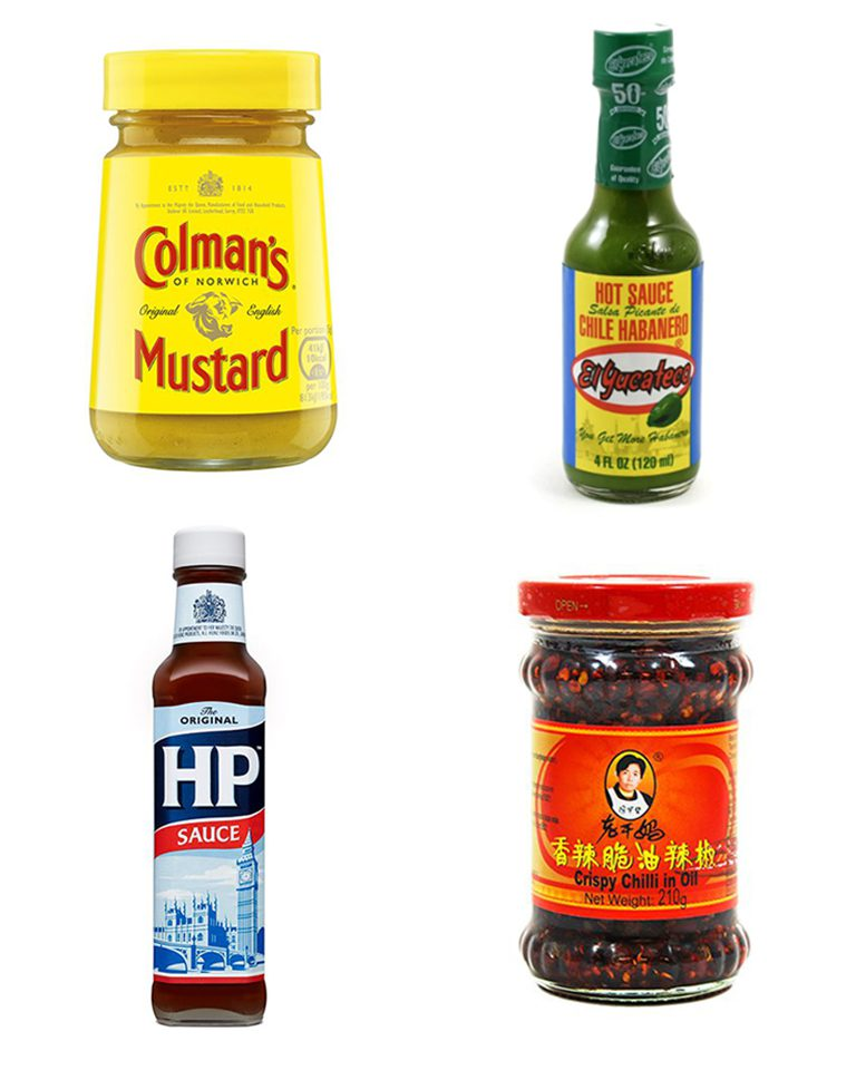 The must-have condiments we can't live without
