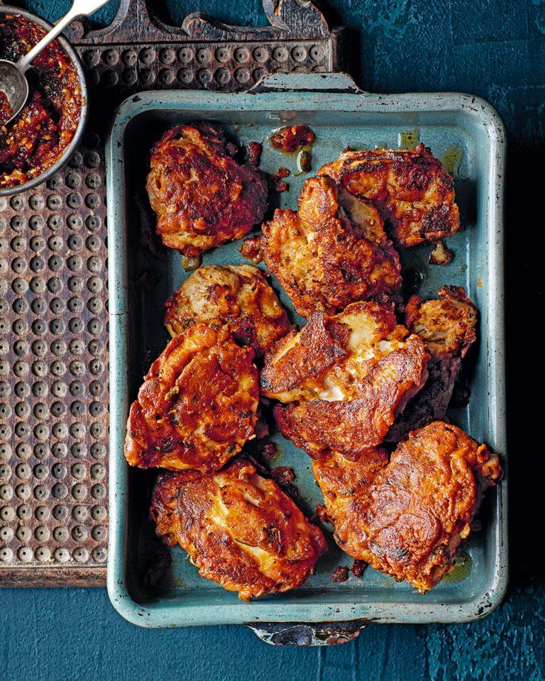 Masala chicken (masala murg)