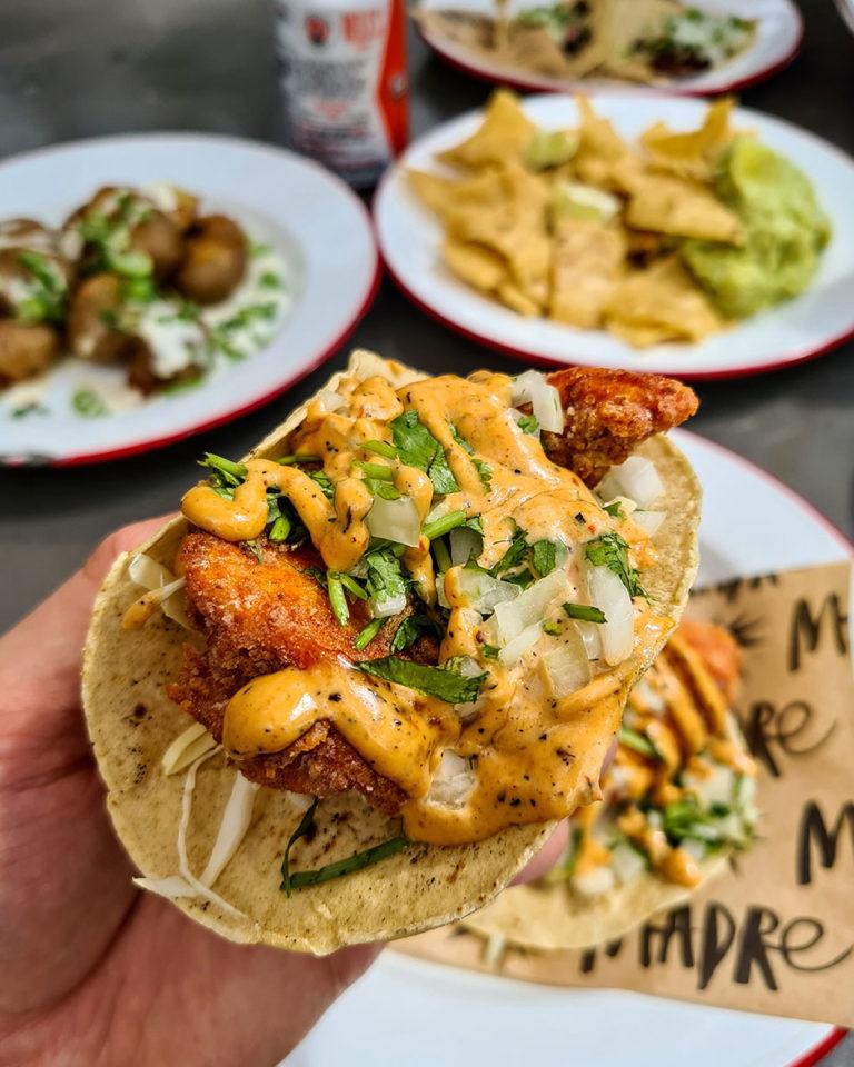The best taco restaurants in the UK