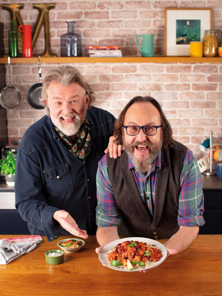 Five minutes with The Hairy Bikers Si King and Dave Myers