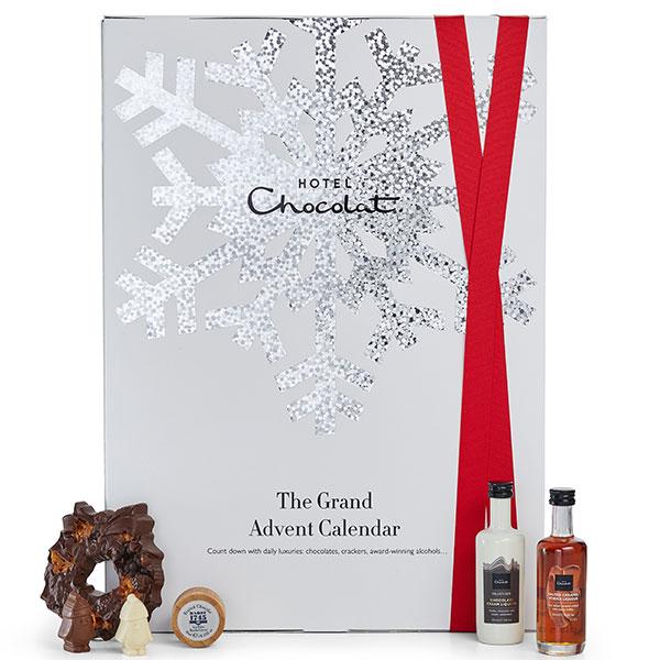 hotel chocolat advent